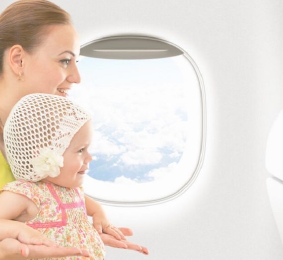 How to Survive Air Travel With Infants