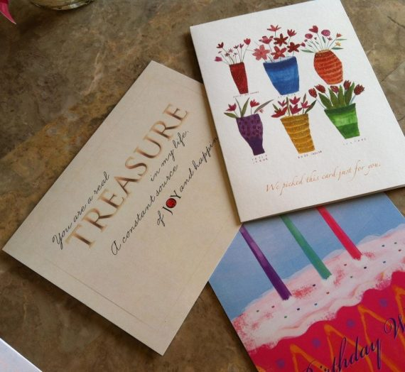 Send your birthday cards on time with this advice
