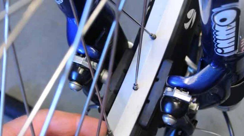 How to Straighten Bike Wheel Easy Guideline