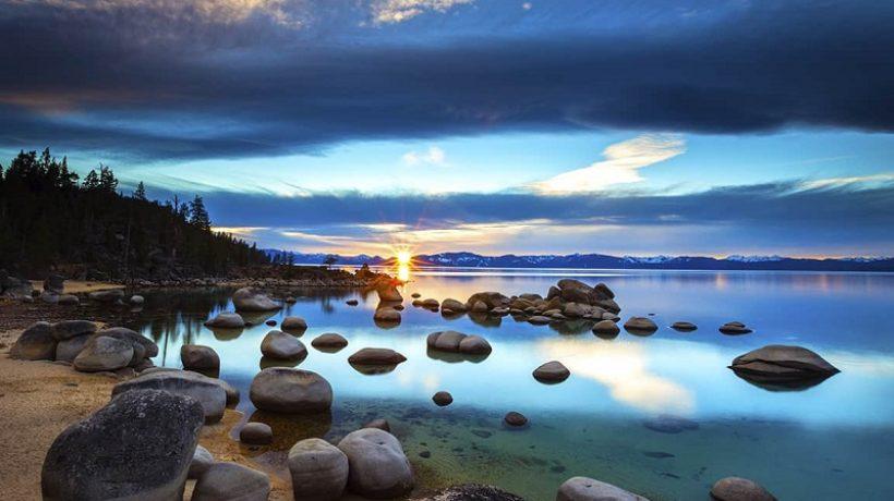 Lake Tahoe Beaches: an incredible emerald lake