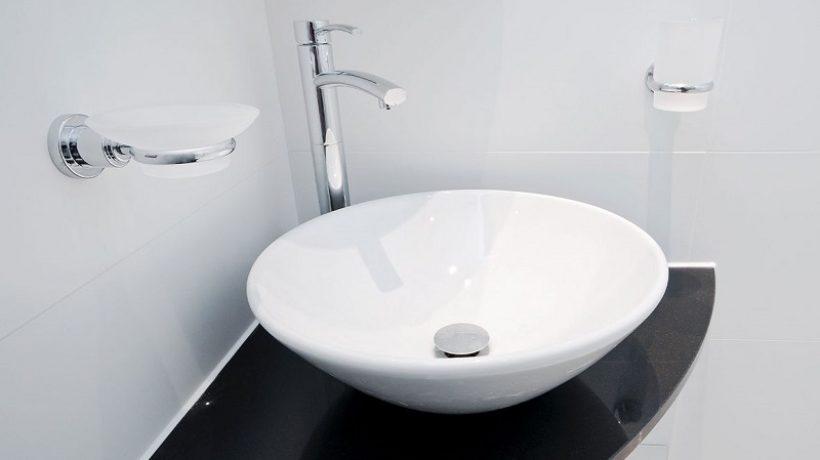 Corner Bathroom Sink for Small Bathrooms
